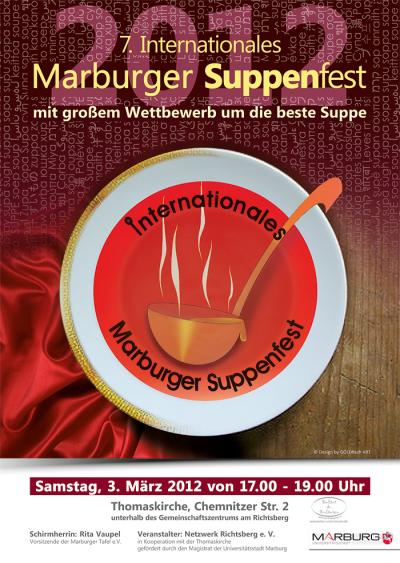 7. Internationales Marburger Suppenfest