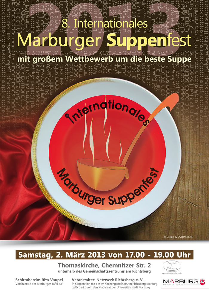 8. Internationales Marburger Suppenfest