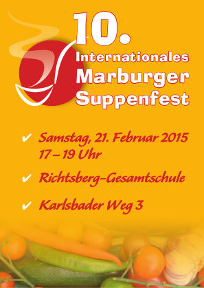 10. Internationale Marburger Suppenfest