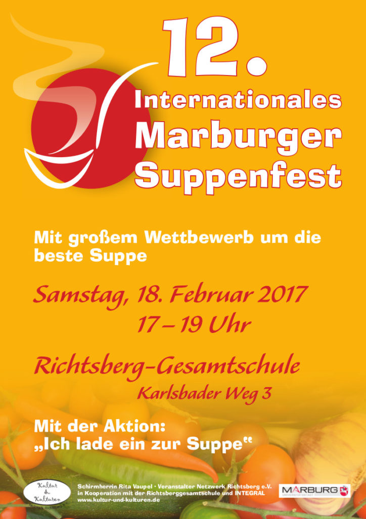 12. Internationales Marburger Suppenfest